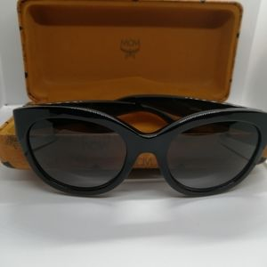 Brand New MCM 606S Sunglass Tortoise with Brown Le